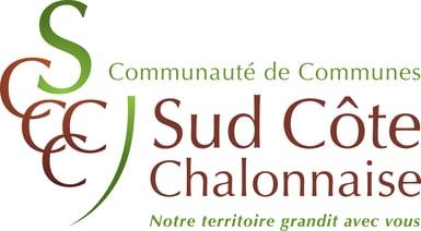 CC. Sud Côte Chalonnaise (71) - Logo - Officiel