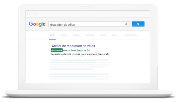 Plan d'actions - Campagne Adwords