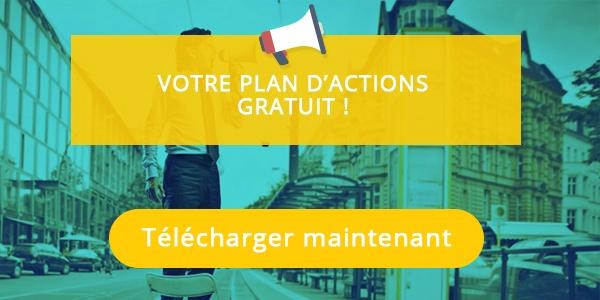Plan d'actions gratuit à télécharger