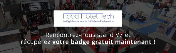Keetiz à Food Hotel Tech - concours Pitch My Startup