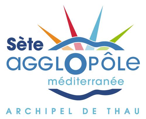 Logo Sète Agglopôle Méditerranée