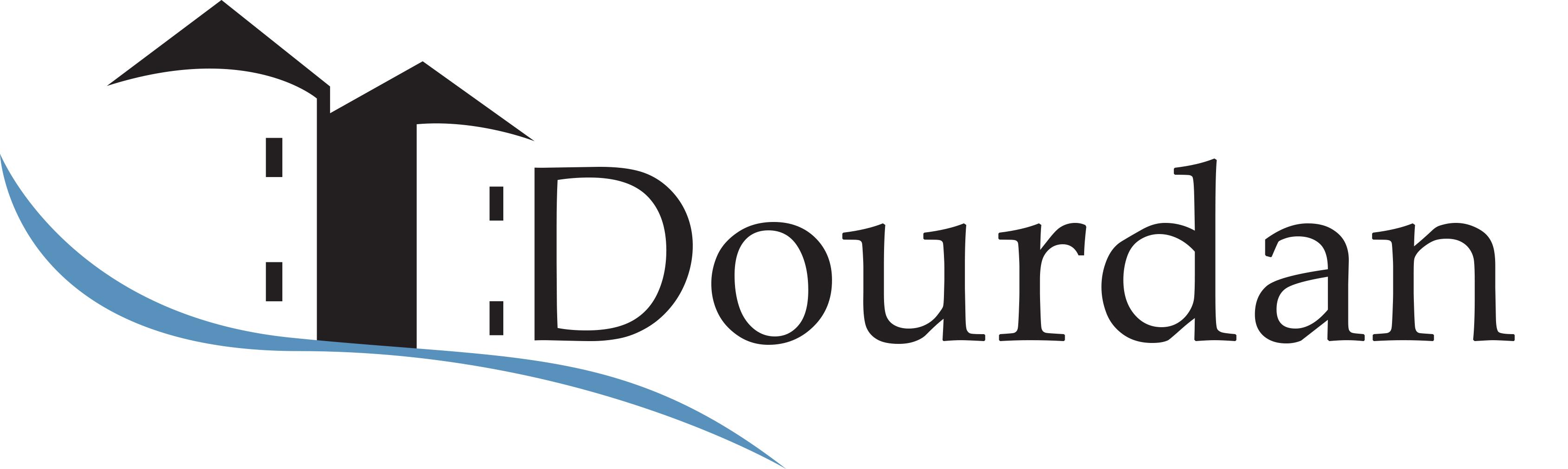 Logo Dourdan