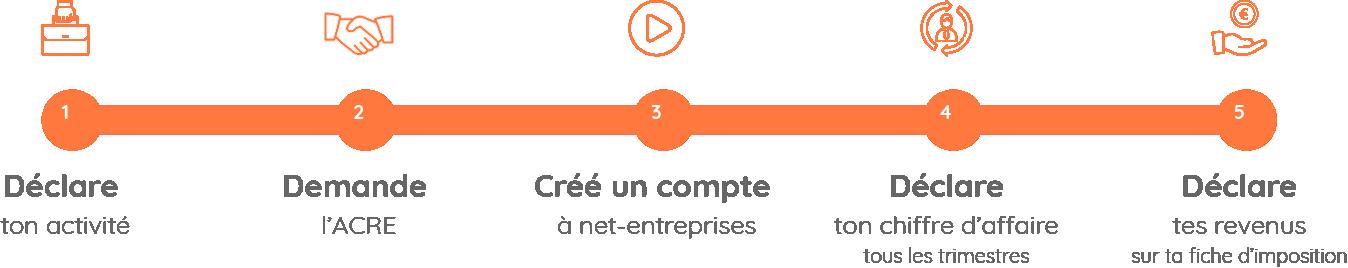 schéma micro-entreprise